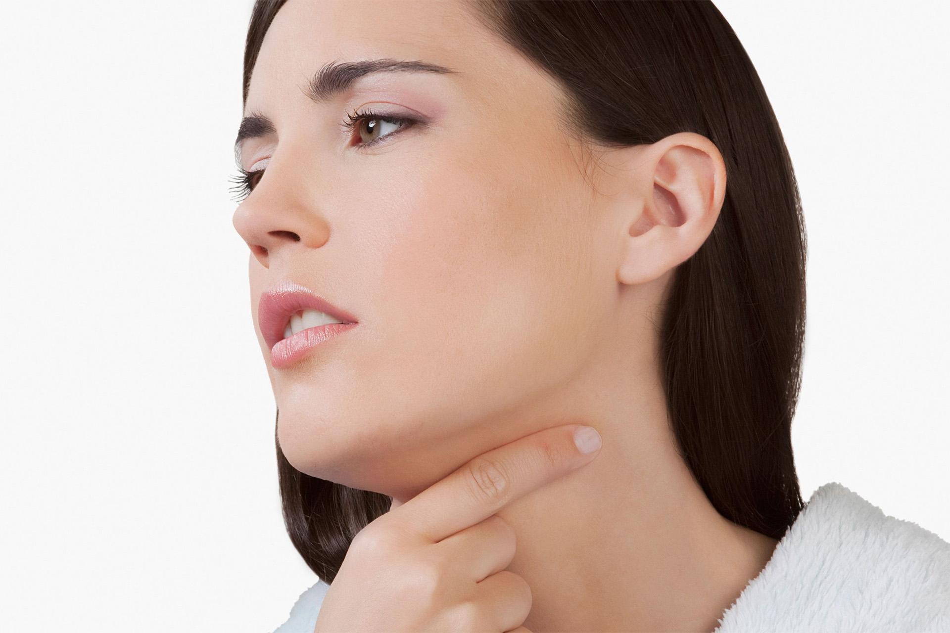 Duur van een keelontsteking