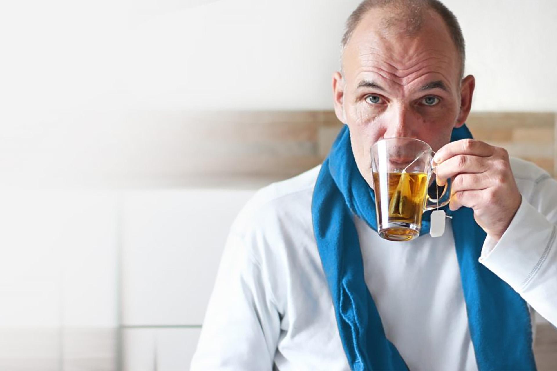 Hoe kun je keelpijn verzachten?