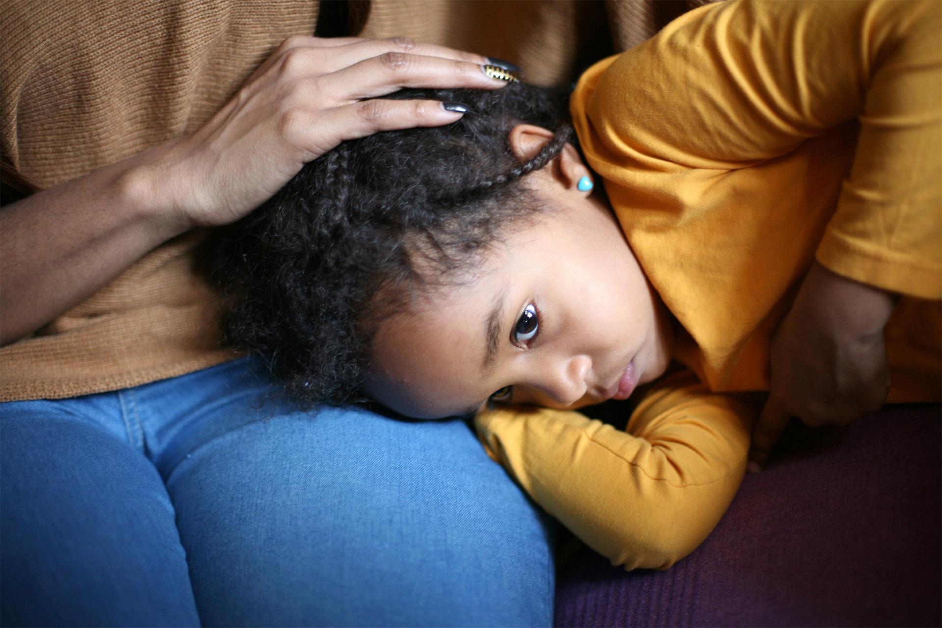 Kinderen met functionele buikpijn