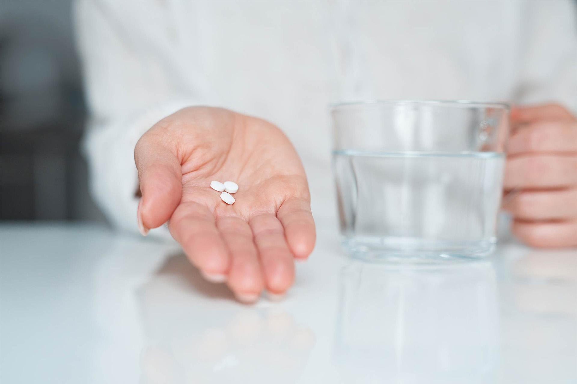 Medicijnen tegen buikpijn