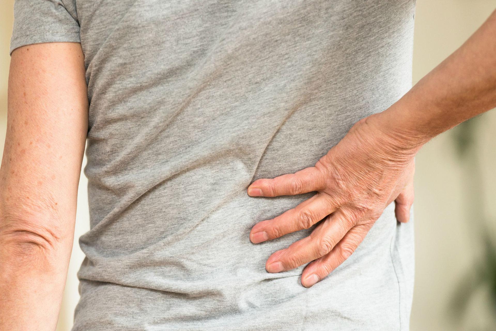 Wat zijn de oorzaken van Rugpijn?